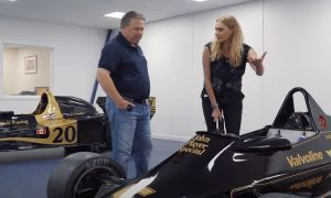 Take a tour of Zak Brown's amazing car collection