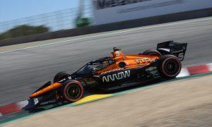 McLaren SP 'would consider' Vandoorne for third IndyCar seat