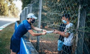 Italian GP: Thursday's build-up in pictures
