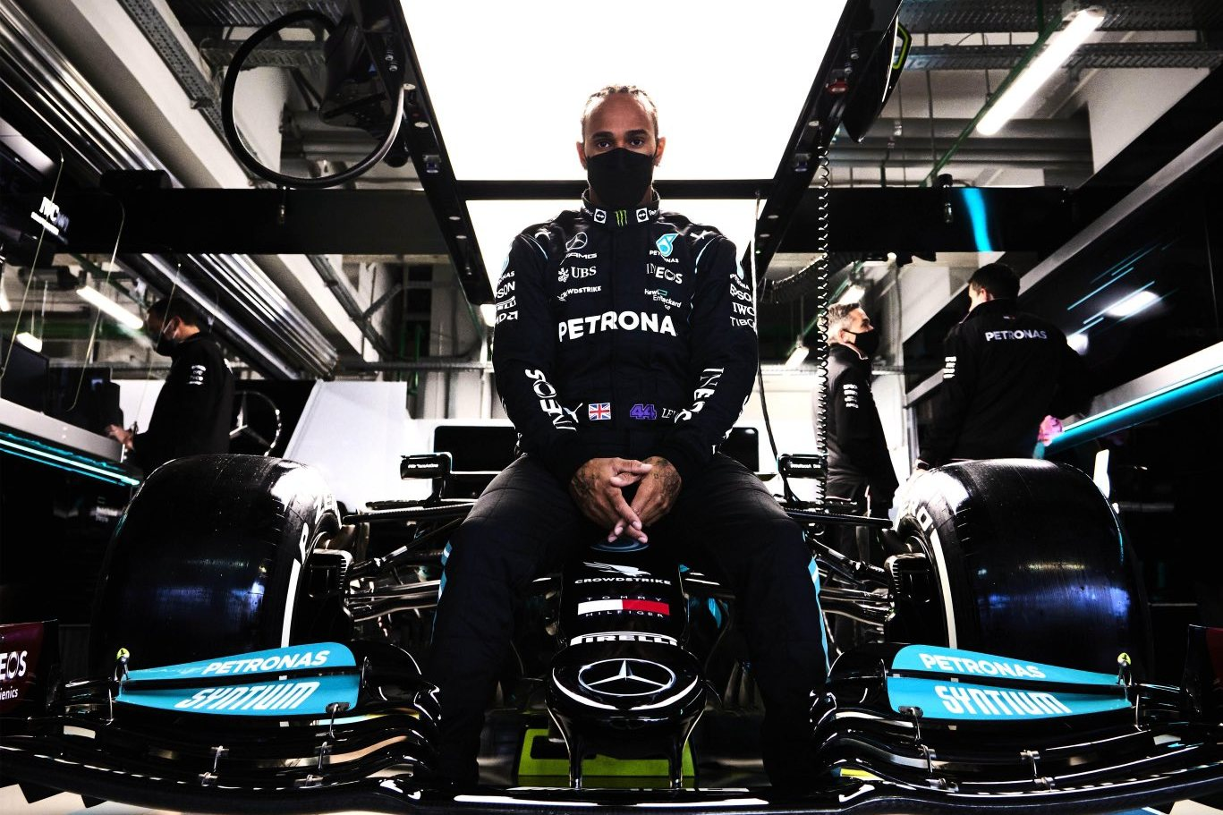 Hamilton: Big 100 race wins number 'taking longer than ever'