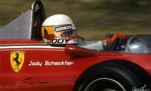 Scheckter brings it home for himself and Ferrari