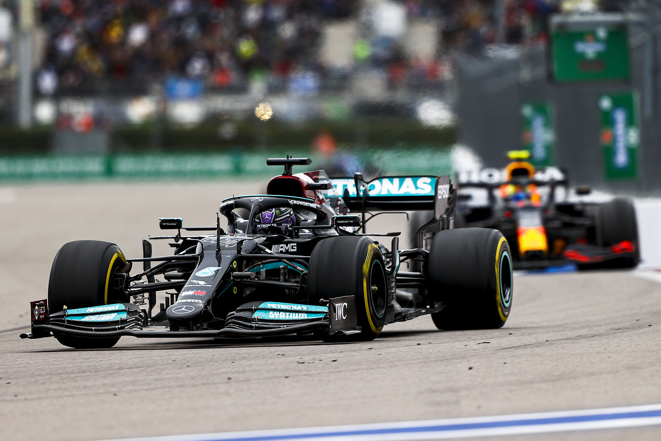 Mercedes title bid will continue to follow 'really aggressive' approach