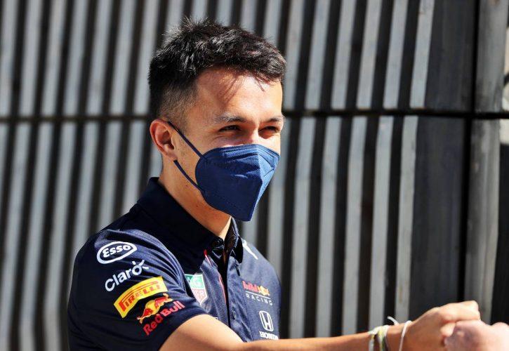 Alexander Albon (THA) Red Bull Racing Reserve and Development Driver. 26.06.2021. Formula 1 World Championship, Rd 8, Steiermark Grand Prix, Spielberg