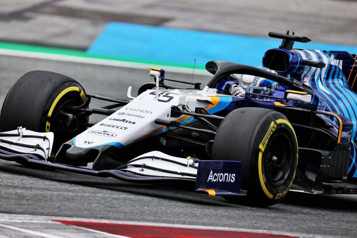 F1 teams set for mandatory rookie presence in FP1 in 2022
