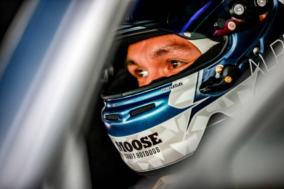 Alex Albon (AF Corse - Ferrari 488 GT3) 25.07.2021, DTM Round 2, Lausitzring