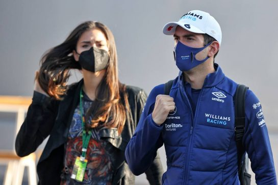Nicholas Latifi (CDN) Williams Racing. 03.09.2021. Formula 1 World Championship, Rd 13, Dutch Grand Prix, Zandvoort, Netherlands, Practice Day. - www.xpbimages.com, EMail: requests@xpbimages.com © Copyright: Moy / XPB Images