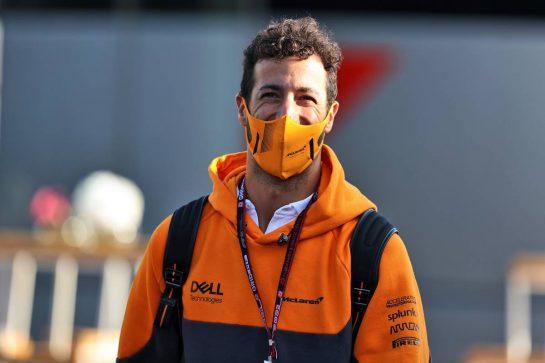 Daniel Ricciardo (AUS) McLaren.  03.09.2021. Formula 1 World Championship, Rd 13, Dutch Grand Prix, Zandvoort, Netherlands, Practice Day. - www.xpbimages.com, EMail: requests@xpbimages.com © Copyright: Moy / XPB Images