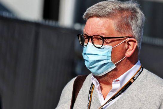 Ross Brawn (GBR) Managing Director, Motor Sports. 03.09.2021. Formula 1 World Championship, Rd 13, Dutch Grand Prix, Zandvoort, Netherlands, Practice Day. - www.xpbimages.com, EMail: requests@xpbimages.com © Copyright: Batchelor / XPB Images