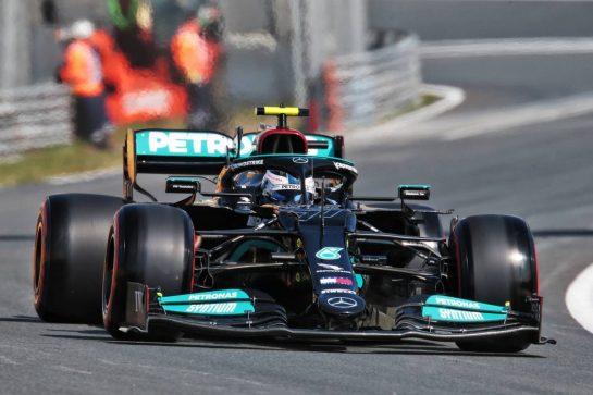 Valtteri Bottas (FIN) Mercedes AMG F1 W12. 03.09.2021. Formula 1 World Championship, Rd 13, Dutch Grand Prix, Zandvoort, Netherlands, Practice Day. - www.xpbimages.com, EMail: requests@xpbimages.com © Copyright: XPB Images