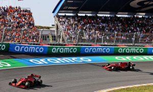 2021 Dutch Grand Prix Free Practice 2 - Results