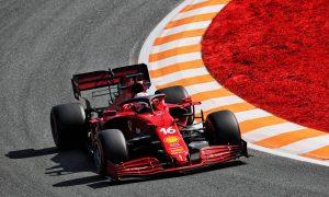 Leclerc says Ferrari still has 'potential to improve'