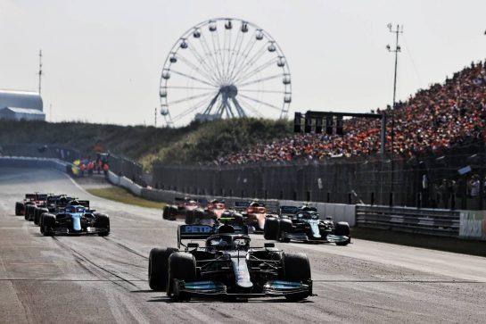 Valtteri Bottas (FIN) Mercedes AMG F1 W12. 03.09.2021. Formula 1 World Championship, Rd 13, Dutch Grand Prix, Zandvoort, Netherlands, Practice Day. - www.xpbimages.com, EMail: requests@xpbimages.com © Copyright: Moy / XPB Images