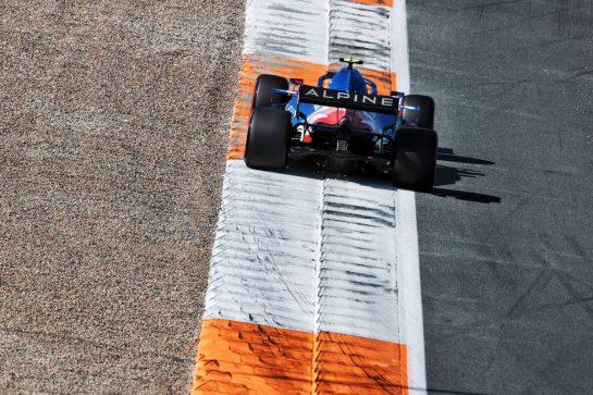 Esteban Ocon (FRA) Alpine F1 Team A521. 04.09.2021. Formula 1 World Championship, Rd 13, Dutch Grand Prix, Zandvoort, Netherlands, Qualifying Day. - www.xpbimages.com, EMail: requests@xpbimages.com © Copyright: Charniaux / XPB Images