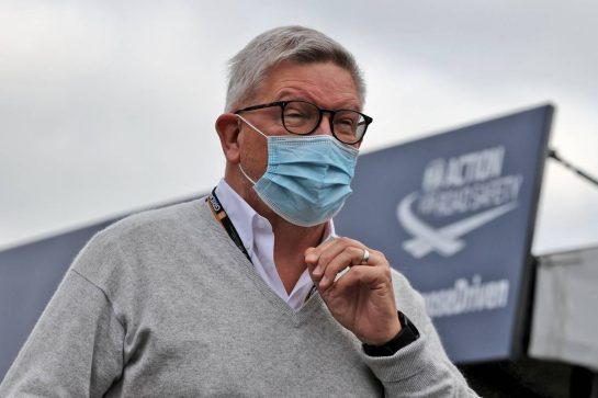 Ross Brawn (GBR) Managing Director, Motor Sports. 04.09.2021. Formula 1 World Championship, Rd 13, Dutch Grand Prix, Zandvoort, Netherlands, Qualifying Day. - www.xpbimages.com, EMail: requests@xpbimages.com © Copyright: Moy / XPB Images