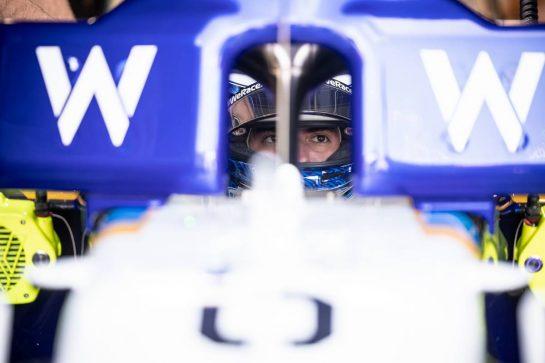 Nicholas Latifi (CDN) Williams Racing FW43B. 04.09.2021. Formula 1 World Championship, Rd 13, Dutch Grand Prix, Zandvoort, Netherlands, Qualifying Day. - www.xpbimages.com, EMail: requests@xpbimages.com © Copyright: Bearne / XPB Images