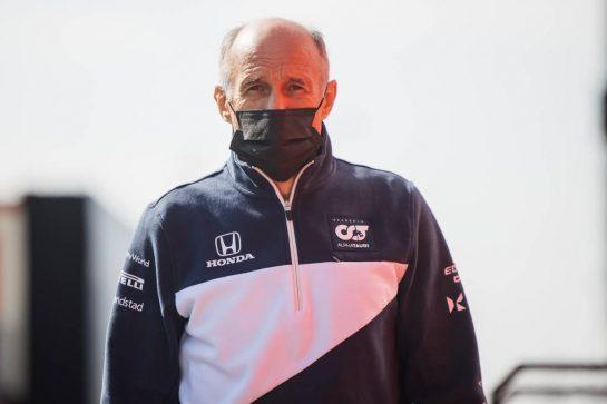 Franz Tost (AUT) AlphaTauri Team Principal. 04.09.2021. Formula 1 World Championship, Rd 13, Dutch Grand Prix, Zandvoort, Netherlands, Qualifying Day. - www.xpbimages.com, EMail: requests@xpbimages.com © Copyright: Bearne / XPB Images