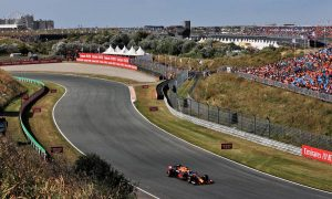 2021 Dutch Grand Prix - Qualifying results