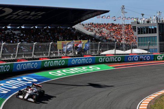 Antonio Giovinazzi (ITA) Alfa Romeo Racing C41. 04.09.2021. Formula 1 World Championship, Rd 13, Dutch Grand Prix, Zandvoort, Netherlands, Qualifying Day. - www.xpbimages.com, EMail: requests@xpbimages.com © Copyright: Batchelor / XPB Images