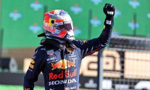 Verstappen narrowly secures home pole for Dutch GP
