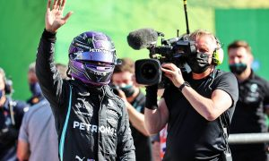 'I was so close!' says Hamilton after just missing pole