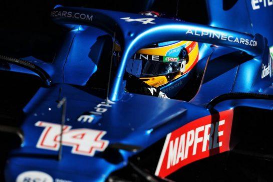 Fernando Alonso (ESP) Alpine F1 Team A521. 04.09.2021. Formula 1 World Championship, Rd 13, Dutch Grand Prix, Zandvoort, Netherlands, Qualifying Day. - www.xpbimages.com, EMail: requests@xpbimages.com © Copyright: Moy / XPB Images