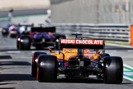 Daniel Ricciardo (AUS) McLaren MCL35M. 04.09.2021. Formula 1 World Championship, Rd 13, Dutch Grand Prix, Zandvoort, Netherlands, Qualifying Day. - www.xpbimages.com, EMail: requests@xpbimages.com © Copyright: Moy / XPB Images