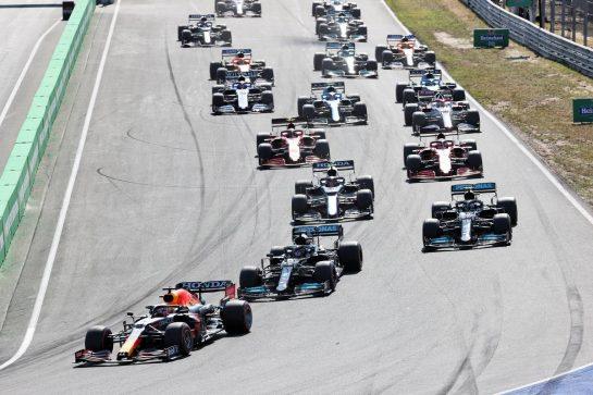 05.09.2021. Formula 1 World Championship, Rd 13, Dutch Grand Prix, Zandvoort, Netherlands, Race Day. - www.xpbimages.com, EMail: requests@xpbimages.com © Copyright: Batchelor / XPB Images
