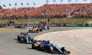 Zandvoort not the worst track for overtaking – Alonso