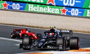 Gasly 'pleased with everything' after amazing P4 at Zandvoort