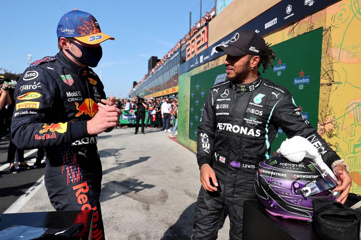 GPDA's Wurz to talk to Hamilton and Verstappen