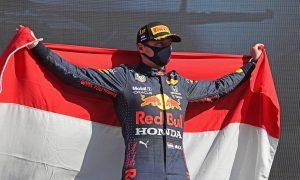 Verstappen hails 'incredible' home win at Zandvoort