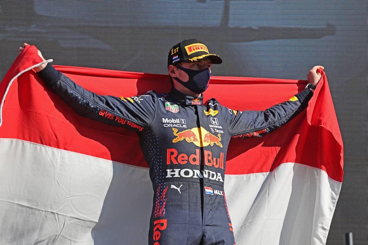 Max Verstappen (NLD), Red Bull Racing 05.09.2021. Formula 1 World Championship, Rd 13, Dutch Grand Prix, Zandvoort