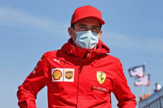 Charles Leclerc (MON) Ferrari. 05.09.2021. Formula 1 World Championship, Rd 13, Dutch Grand Prix, Zandvoort, Netherlands, Race Day. - www.xpbimages.com, EMail: requests@xpbimages.com © Copyright: Moy / XPB Images