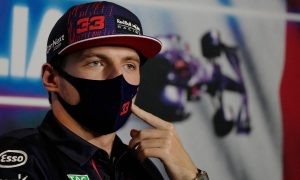 Verstappen: No plan to take grid penalty at Monza