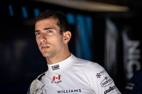 Nicholas Latifi (CDN) Williams Racing. 10.09.2021. Formula 1 World Championship, Rd 14, Italian Grand Prix, Monza, Italy, Qualifying Day. - www.xpbimages.com, EMail: requests@xpbimages.com © Copyright: Bearne / XPB Images
