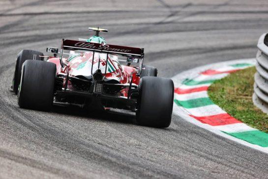 Antonio Giovinazzi (ITA) Alfa Romeo Racing C41. 10.09.2021. Formula 1 World Championship, Rd 14, Italian Grand Prix, Monza, Italy, Qualifying Day. - www.xpbimages.com, EMail: requests@xpbimages.com © Copyright: Charniaux / XPB Images
