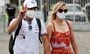 Italian GP: Friday's action in pictures
