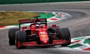 Leclerc gets Russian GP grid penalty as Ferrari upgrades engine