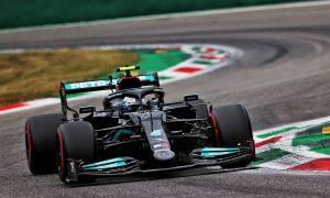 Bottas beats Hamilton to top spot for Monza sprint race