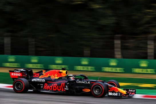 Max Verstappen (NLD) Red Bull Racing RB16B. 10.09.2021. Formula 1 World Championship, Rd 14, Italian Grand Prix, Monza, Italy, Qualifying Day. - www.xpbimages.com, EMail: requests@xpbimages.com © Copyright: Batchelor / XPB Images