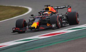 Verstappen happy with third, Horner hails Perez 'sacrifice'
