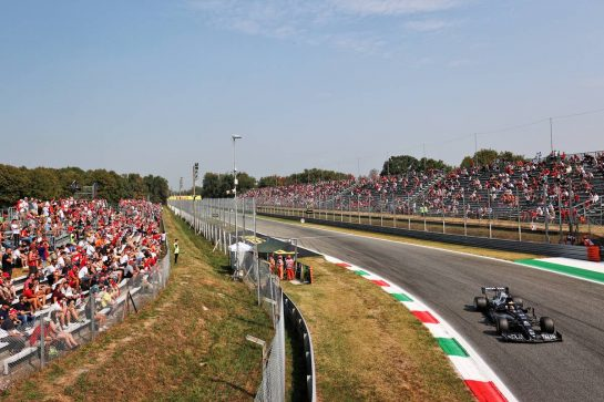 Yuki Tsunoda (JPN) AlphaTauri AT02. 11.09.2021. Formula 1 World Championship, Rd 14, Italian Grand Prix, Monza, Italy, Sprint Day. - www.xpbimages.com, EMail: requests@xpbimages.com © Copyright: Charniaux / XPB Images