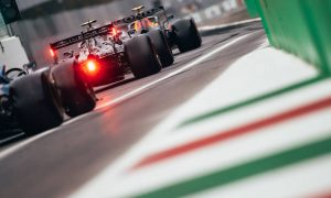 2021 Italian Grand Prix - Sprint Qualifying results