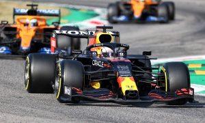 Sprint race went 'better than expected' for Verstappen