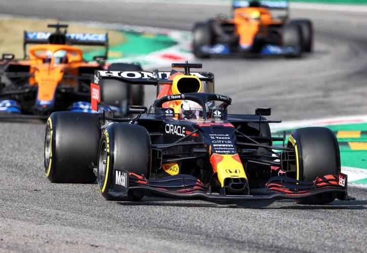 Max Verstappen (NLD) Red Bull Racing RB16B. 11.09.2021. Formula 1 World Championship, Rd 14, Italian Grand Prix, Monza
