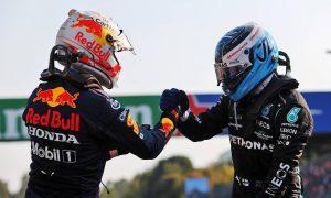 Bottas wins sprint as Verstappen snatches Italian GP pole