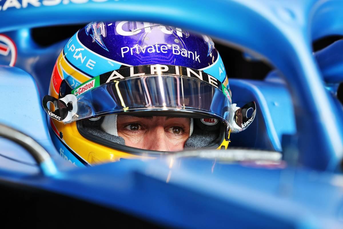 Alonso: Alpine 'best midfield team' despite slower car