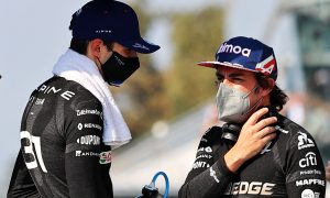 Alpine drivers 'the closest matched pairing on the grid'