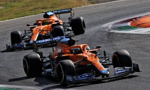 Flashes of 'Max and Lewis' deterred Norris from fighting Ricciardo
