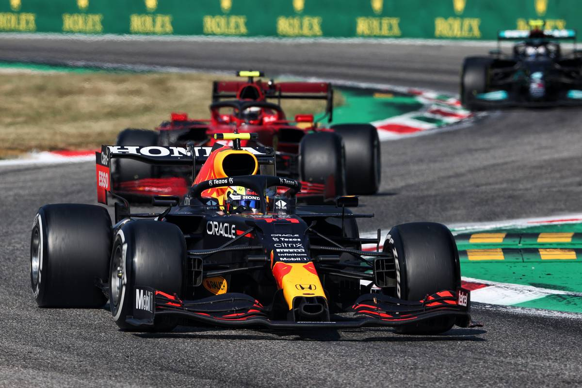 Masi: Red Bull claim it was not warned over Perez 'incorrect'